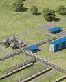 На Кашагане начали строить газоперерабатывающий завод