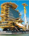 Флагман береговой инфраструктуры на Каспии