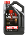 Motul presents its updated and expanded line of 6100 Technosynthese® motor oils.