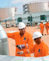 Who Will Control the Kazakh Oil?