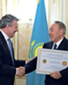 Kashagan and the Tulips for the People of Kazakhstan