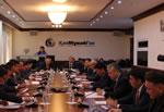 22-ое заседание Президиума Национальной палаты предпринимателей РК «Атамекен».