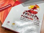 Президент Мирового нефтяного совета впечатлен уровнем подготовки Форума будущих лидеров в Санкт-Петербурге