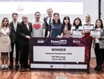 В Астане прошел финал международного конкурса научной коммуникации FameLab