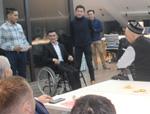 «I-DOS» жобасы Алматыдағы хакатонның финалисті атанды <br> Проект «I-DOS» стал финалистом хакатона в Алматы