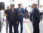 КПО приняла участие в церемонии открытия завода по производству жидкого азота