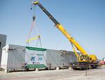 КПО приняла участие в церемонии отгрузки модульных подстанций казахстанского производства