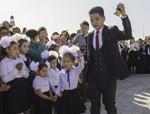 Атырау қаласында 624 орындық жаңа мектеп қолданысқа берілді</br> Новая школа на 624 мест введена в эксплуатацию в городе Атырау