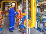 Таразда газ тарату желілерін жаңарту аяқталып келеді </br>В Таразе завершается модернизация газораспределительной сети
