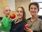 IX Фестиваль «Красное яблоко Алматы – символ крепкой и счастливой семьи»:  все дети достойны лучшего, а особенные — особенно.