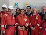 Italian Ambassador to Kazakhstan visits Karachaganak